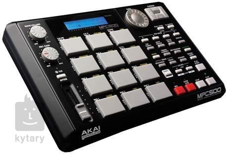 AKAI MPC 500 Zvukový modul, sampler, workstation