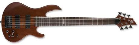 ESP LTD D-6 NT Elektrická baskytara