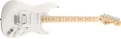 FENDER Standard Stratocaster HSS MN AW Elektrická kytara