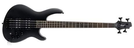 CORT C4H BKS (použité) Elektrická baskytara
