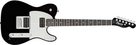 FENDER SQUIER J5 Telecaster RW BK Elektrická kytara