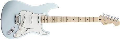 FENDER SQUIER Deluxe Stratocaster MN DB Elektrická kytara