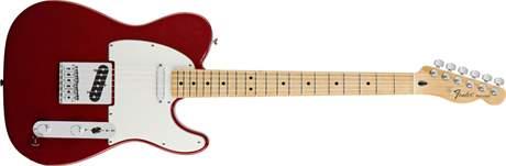 FENDER Standard Telecaster MN CAR Elektrická kytara