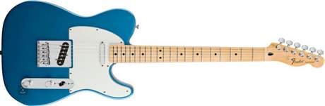 FENDER Standard Telecaster MN LPB (poškozené) Elektrická kytara