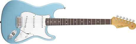 FENDER Eric Johnson Stratocaster RW TT Elektrická kytara