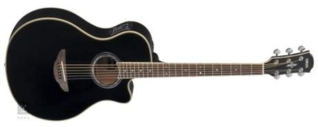 YAMAHA APX 700II BL Elektroakustická kytara
