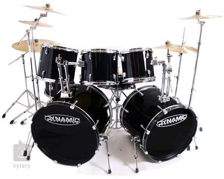 BASIX Dual Master set Dvoukopáková bicí sada