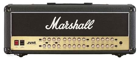 MARSHALL JVM410H Kytarový lampový zesilovač