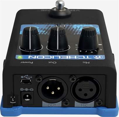 TC-HELICON Voicetone C1 Vokální  efektový procesor