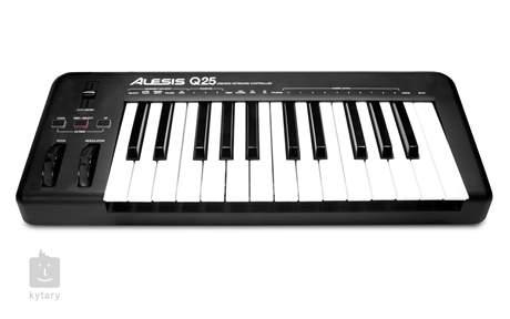 ALESIS Q25 USB/MIDI keyboard