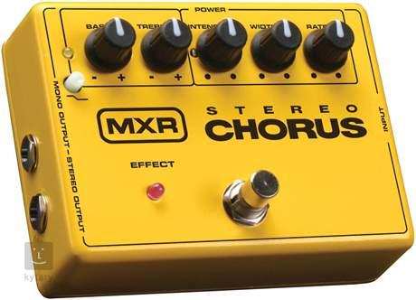 DUNLOP MXR M134 Stereo Chorus Kytarový efekt