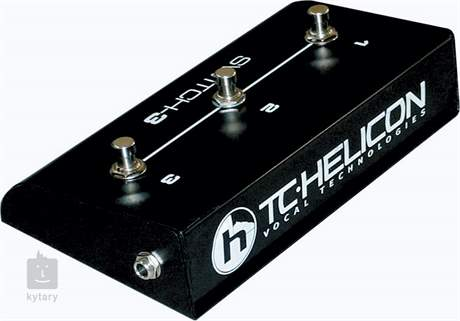 TC-HELICON Switch-3 Footswitch