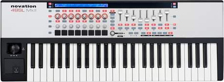 NOVATION ReMOTE 49 SL MKII USB/MIDI keyboard