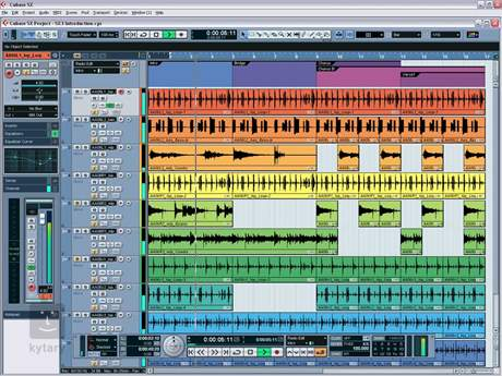 STEINBERG Cubase 6,5 Software - Audio, multitrack