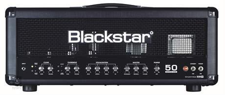 BLACKSTAR Series One 50 Kytarový lampový zesilovač