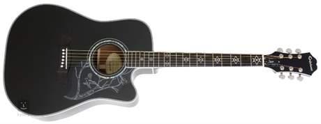 EPIPHONE Dave Navarro EB Elektroakustická kytara