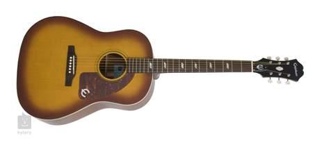 EPIPHONE Inspired by 1964 Texan VC Elektroakustická kytara