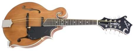 EPIPHONE MM-50E VN Elektroakustická mandolína