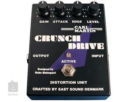 CARL MARTIN Crunch Drive Kytarový efekt