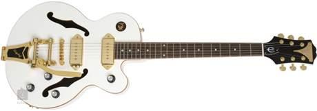 EPIPHONE Wildkat Royale PW Semiakustická kytara