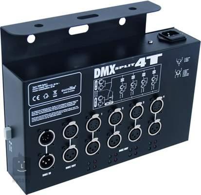 EUROLITE DMX split 4T DMX splitter