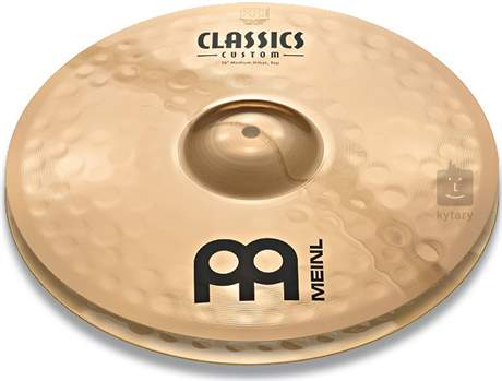 "MEINL 14"" Classics Custom Medium Hi-hat Činely hi-hat"