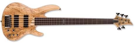 ESP LTD B-205SM-FL NS Elektrická bezpražcová baskytara