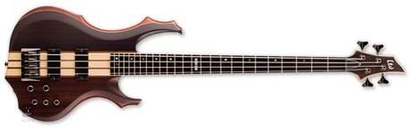 ESP LTD F-4E NS Elektrická baskytara