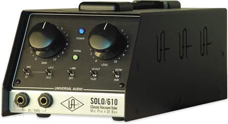 UNIVERSAL AUDIO Solo 610 Mikrofonní předzesilovač