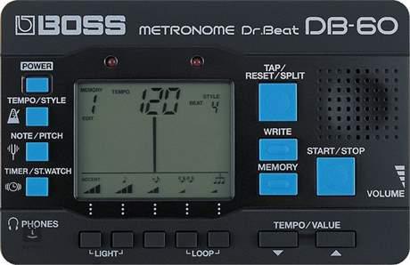 BOSS DB-60 Metronom