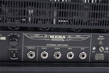 MESA BOOGIE Dual Rectifier Kytarový lampový zesilovač