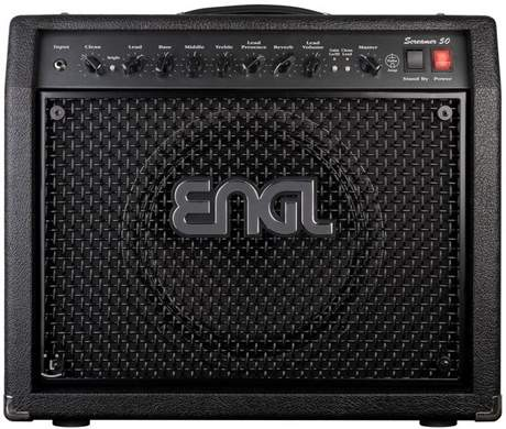 ENGL Screamer 50 E330 Kytarové lampové kombo