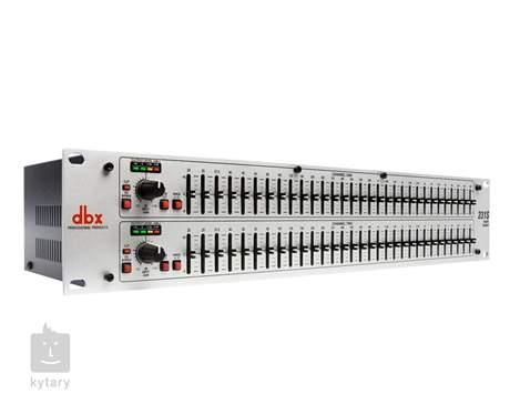 DBX 231 S Grafický ekvalizér