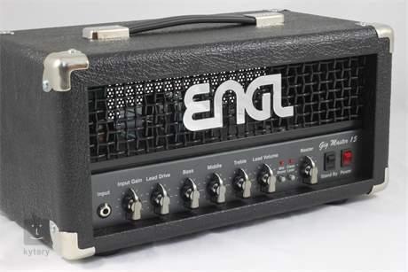ENGL Gigmaster 15 Head E315 Kytarový lampový zesilovač