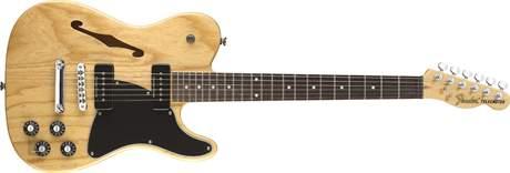 FENDER Jim Adkins JA-90 Telecaster Thinline RW NA Elektrická kytara