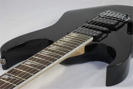 IBANEZ GRG 170DXL BKN Levoruká elektrická kytara