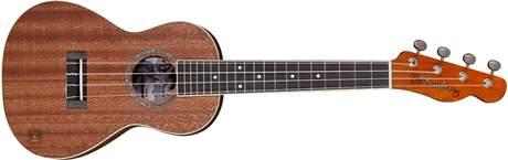 FENDER Ukulele MinoAka Akustické ukulele