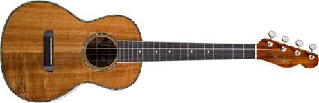 FENDER Ukulele Nohea Akustické ukulele