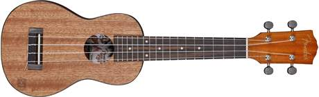 FENDER Ukulele UUku Akustické ukulele