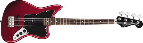 FENDER SQUIER Vintage Modified Jaguar Bass Special SS RW CAR Elektrická baskytara