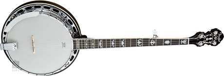 FENDER FB-58 Pětistrunné banjo