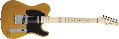 FENDER SQUIER Affinity Telecaster MN BB Elektrická kytara