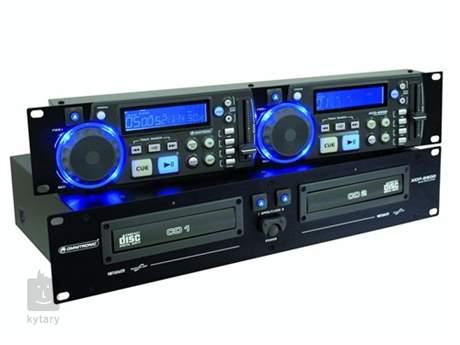 OMNITRONIC XCP-2800 Duální CD přehrávač