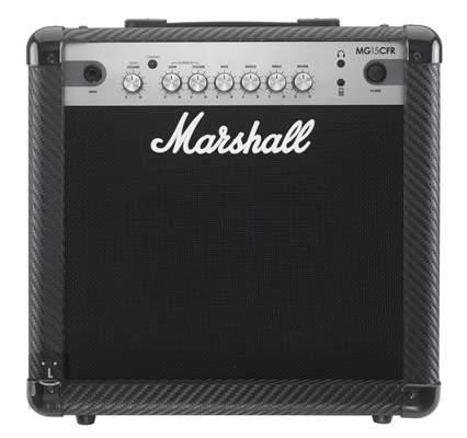 MARSHALL MG15CFR Kytarové tranzistorové kombo