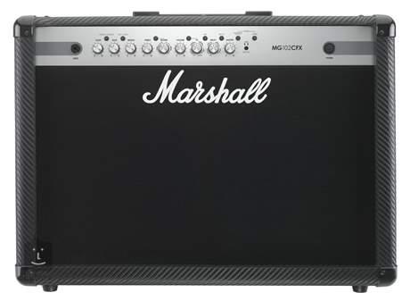 MARSHALL MG102CFX Kytarové tranzistorové kombo