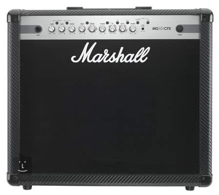 MARSHALL MG101CFX Kytarové tranzistorové kombo