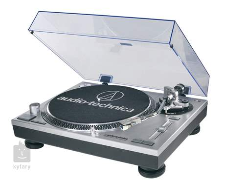 AUDIO-TECHNICA AT-LP120-USB DJ gramofon s přímým náhonem