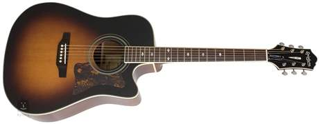 EPIPHONE DR-500MCE VS Elektroakustická kytara