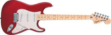 FENDER SQUIER Standard Strat MN CAR Elektrická kytara