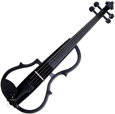 GEWA E-violin Black finish Elektrické housle